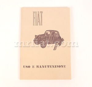 Fiat-Topolino-B-User-Manual-New
