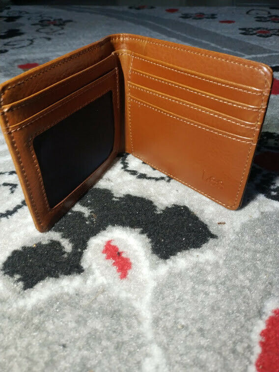 Lee Wallet Brown leather Original New without box
