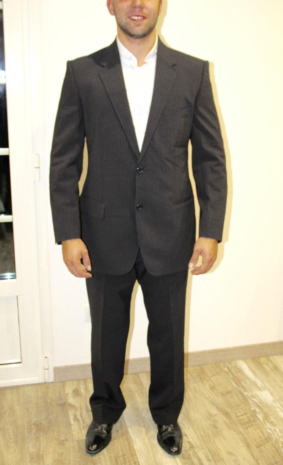 Costume à rayures HUGO BOSS allon/hago  veste T 54 (XL) pantalon T 46  fr 50i
