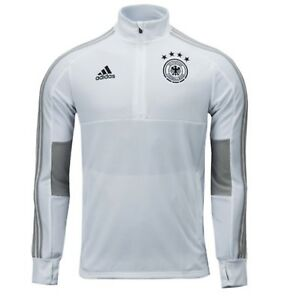 Details Shirts Dfb Ce1657 Adidas T Top Germany Training About White Tee Soccer Jersey Ls Men 3RcqL54Aj