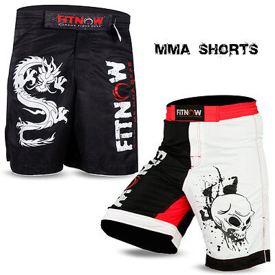 M-L-XL MMA Grappling Shorts UFC Fighter Mix Cage Fight Kick Boxing Camo Short
