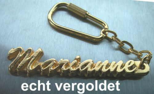 Classy Key Ring Marianne Real Keychain Keyring New