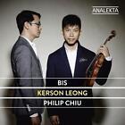Werke für Violine und Klavier von Kerson Leong,Philip Chiu (2016)