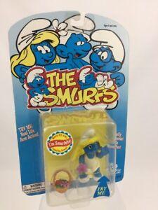 Toy-Island-The-Smurfs-3-034-Smurfette-Smurf-Figure-NEW