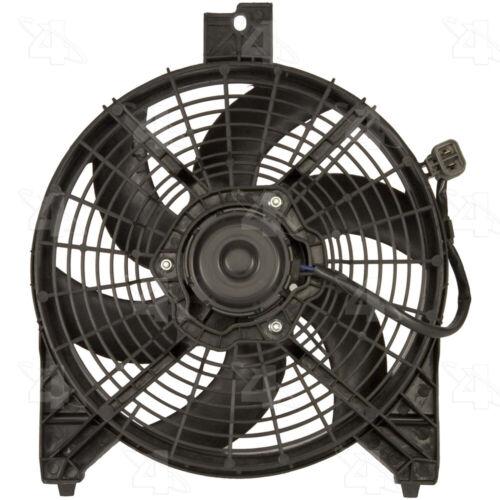A//C Condenser Fan Assembly 4 Seasons 76123