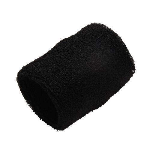 Sport Basketball Tennis Unisex Cotton Sweat Band Sweatband Wristband Wrist  S1#
