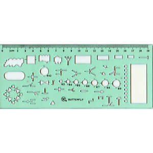drafting templates drafting tool electrical template drawing