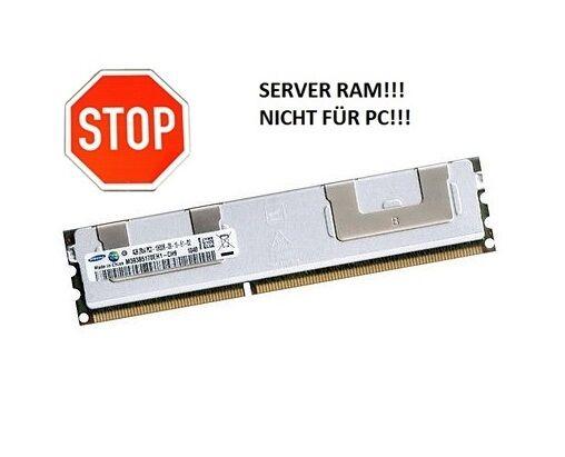 Samsung M393B5170EH1-CH9 4GB DIMM DDR3 1333 MHz PC3-10600R CL9 ECC RDIMM RAM REG