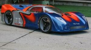 Carrozzeria-Body-JAGUAR-XRS-1-8-Scala-GT2-RC-car-alettone-SPOILER-360mm
