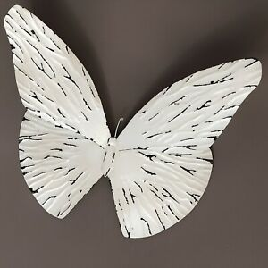 38cm-Ivory-Rustic-Metal-Butterfly-Wall-Art-Wall-Hanging-Home-Decoration-Plaque