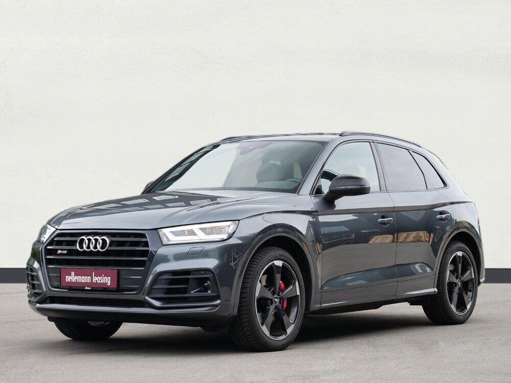 Audi SQ5 3,0 TFSi quattro Tiptr. 5d