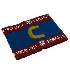 Barcelona Captains Armband Official Crested La Liga