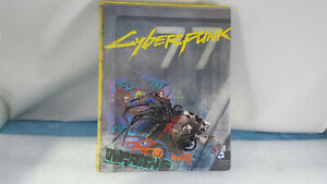 Cyberpunk 2077 Collector's Edition Steelbook Case [G2] *NEW/MINT* NO GAME