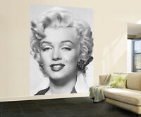 Marilyn Monroe Wall Mural Movie Wallpaper Mural Sticker - 72x100