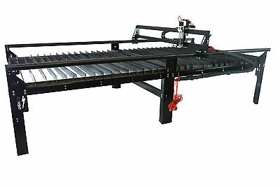 Lightning CNC 6 x 12 M6 Plasma/Router Table Complete + Electronics & Software