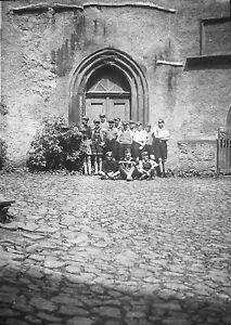 ROCHSBURG-Dia-Diapositiv-Glas-historisch-vor-1930-antik-Raritaet-Sammlerstueck-rar