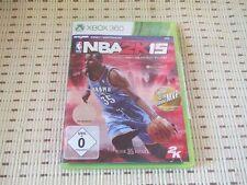 NBA 2k15 per XBOX 360 xbox360 * OVP *