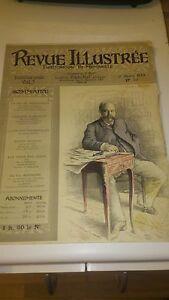 Revue-Illustree-15-mars-1888-n-55-Ludovic-Baschet-editeur-3eme-annee-Vol-5