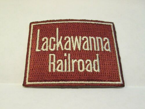 Details about  /Delaware Lackawanna /& Western DL/&W Railroad PATCH Iron On