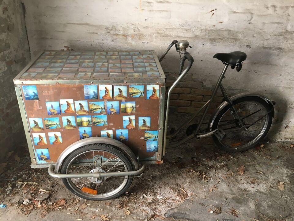 Herrecykel, andet mærke, 3 gear