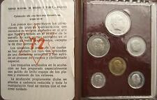 *GUTSE* FRANCO, CARTERA OFICIAL FNMT 1972, PROOF