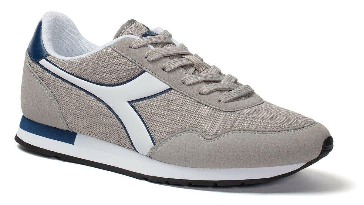 Diadora Scarpa Running Sneaker Jogging men Breeze Paloma grey shoes