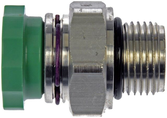 Auto Trans Oil Cooler Line Connector-Transmission Oil Cooler Connector Dorman