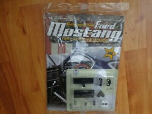 1/8 DEAGOSTINI BUILD YOUR OWN FORD MUSTANG 1967 SHELBY GT ...