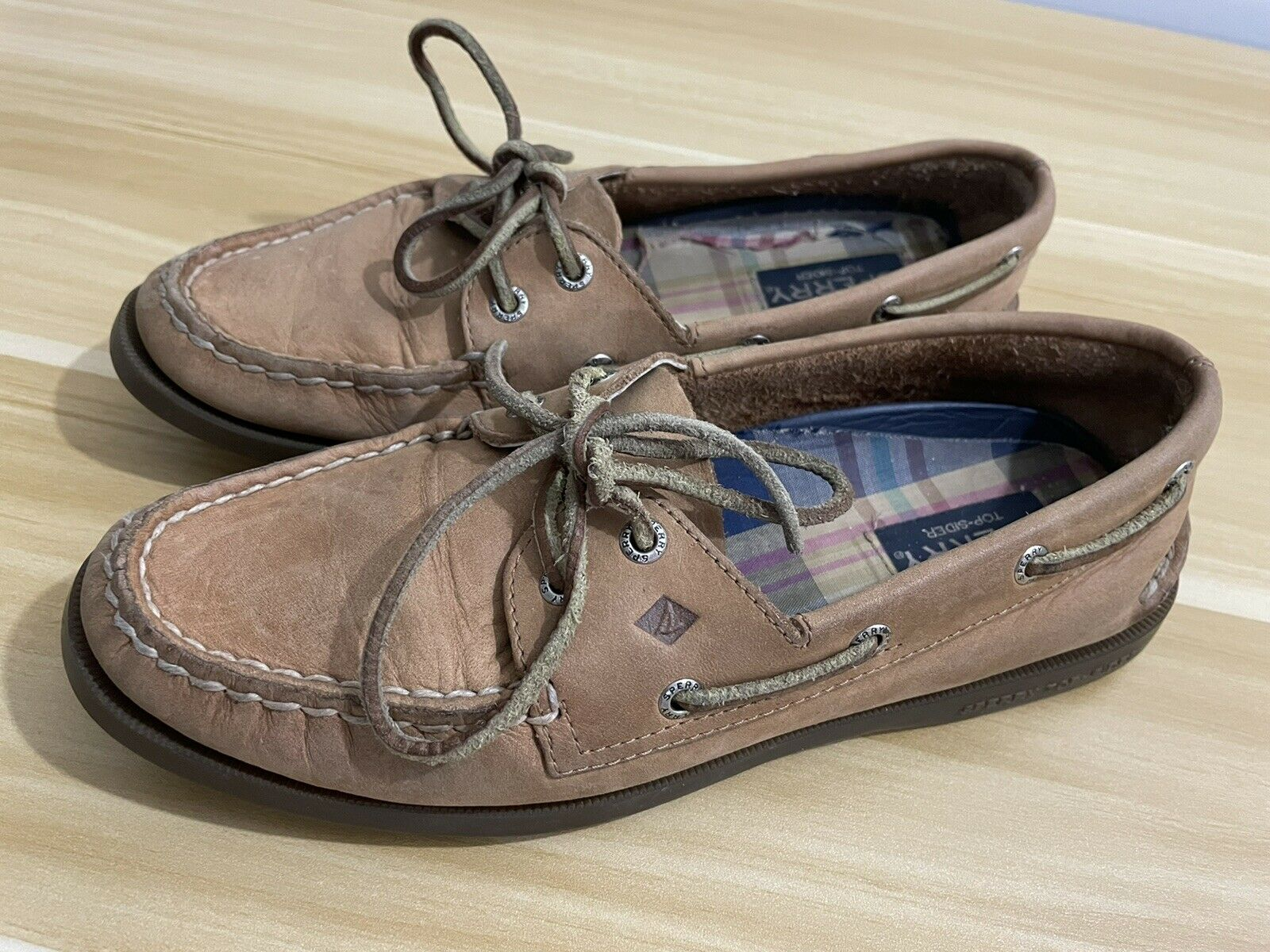 Sperry Top-Sider Women's Boat Shoes Size 7M A-18 61510 9155240