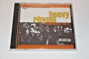 The Brand New Heavies - Heavy Rhyme Experience, Vol. 1 CD Album Explicit NEW