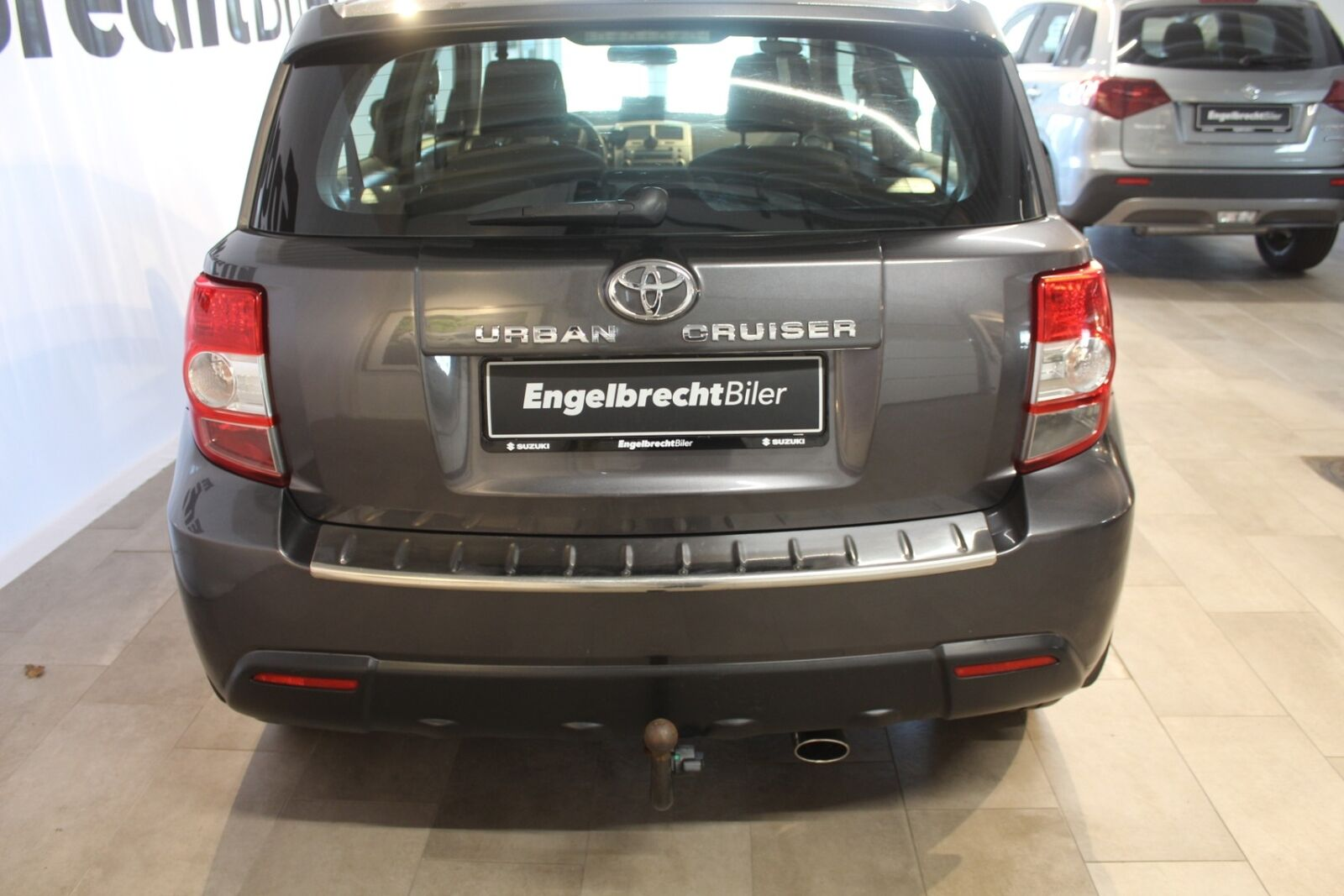 Toyota Urban Cruiser 1,3 VVT-i T2