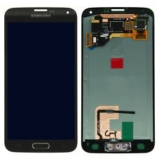 Display Full LCD Komplettset Gold für Samsung Galaxy S5 G900 / S5 Plus G901F Neu