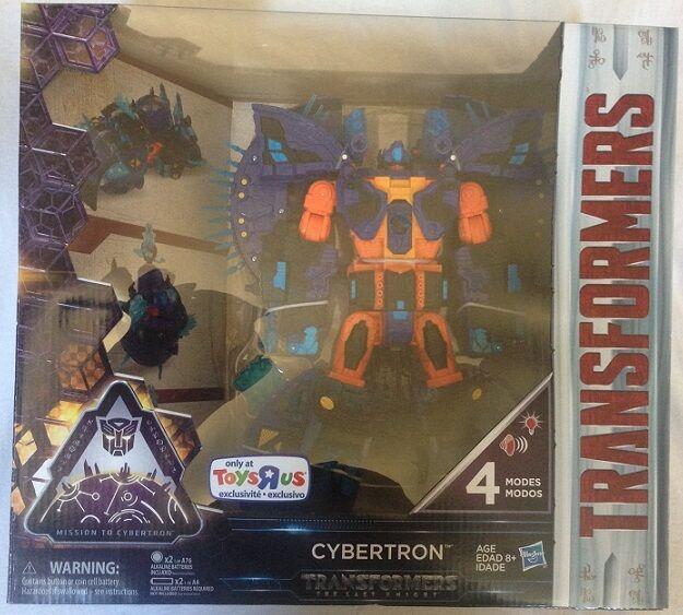 Entrega gratuita y rápida disponible. Transformers el último caballero TOYS R exclusiva misión misión misión de Cybertron TRU US 14   precios razonables