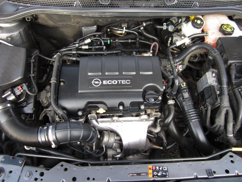 Brugt Opel Astra T 140 Enjoy ST eco i Solrød og omegn