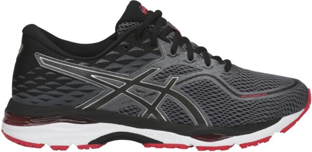 e866ad1c43a2e3 ASICS Gel-cumulus 19 Men s Running Shoes Black 43 5 for sale online ...