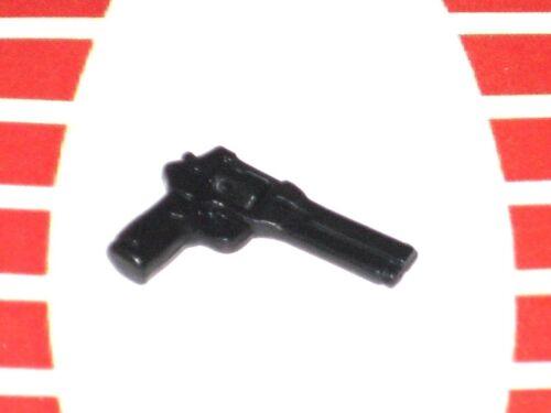 GI Joe Weapon Wild Bill Revolver Gun 2002 Original Figure Accessory