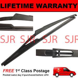 FOR-JAGUAR-XF-2012-ESTATE-12-034-305MM-REAR-BACK-WINDSCREEN-WIPER-BLADE