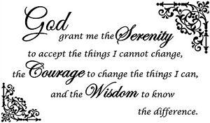 serenity prayer svenska