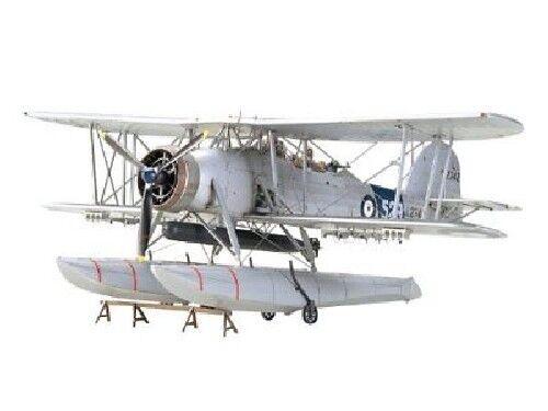 barato y de moda Tamiya 1 48 48 48 Hada Swordfish Mk.i Hidroavión Kit de Modelismo Nuevo de Japón  ¡no ser extrañado!