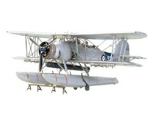 TAMIYA 1 48 Fairy Swordfish Mk.I Floatplane Model Kit NEW from Japan