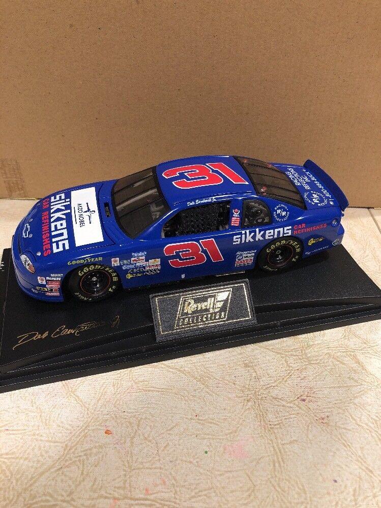 mejor opcion Dale Earnhardt Jr 1 1 1 24 Revell  31 Sikkens 1 8500  mejor reputación