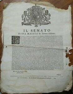1715-BANDO-DA-TORINO-SU-ASSASSINI-E-RAPINE