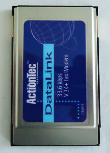 ACTIONTEC PCCARD DRIVER
