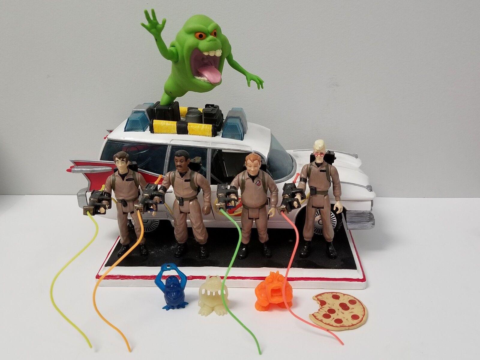 mejor precio Vintage Real Ghostbusters figuras y Ecto - - - 1 Lote Personalizado, Luz OOAK Ecto uno  conveniente