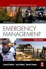 Butterworth-Heinemann Homeland Security: Introduction to Emergency Management by George D. Haddow, Damon P. Coppola and Jane A. Bullock (2007, Hardcover)