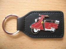 Schlüsselanhänger Heinkel Tourist rot red Roller Scooter Oldtimer Art 1098 Moto