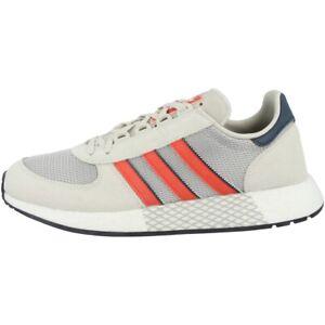 Details about Adidas Marathon Tech Shoes Originals Men Men's Casual Sneakers White EE4917
