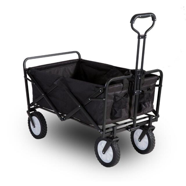 Life Carver Garden Cart Foldable Pull