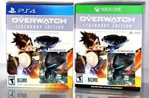 overwatch legendary edition vs standard