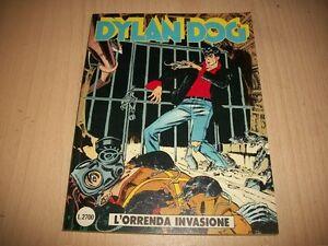 DYLAN-DOG-PRIMA-SERIE-ORIGINALE-N-105-L-039-ORRENDA-INVASIONE-BONELLI-GIUGNO-1995
